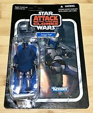 Star Wars Vintage Collection VC34 Attack Of The Clones Jango Fett Unpunched