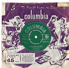 "Slim Dusty - A Pub With No Beer 7"" Single 1957"