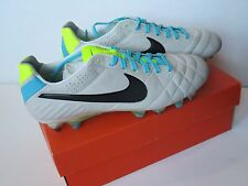 Men's Nike Tiempo Legend IV SG - Pro Soccer Cleats SZ 7 football light bone