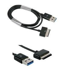 40 Pin Usb 3.0 Data Sync Cable Cargador Para Asus Eee Pad Transformer Tf101 Tf201