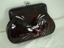 "Brighton ""CATWALK"" Leather Cross Body Pouch/Clutch/COIN  NWT      $95"