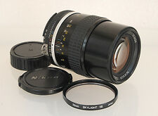 Nikon Nikkor 135mm F/3.5 AI Manual Focus Prime Telephoto Lens, Nice Condition