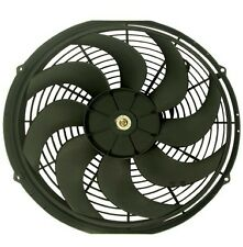 "16"" REVERSIBLE ELECTRIC 12V UNIVERSAL AUTO COOLING RADIATOR FAN"