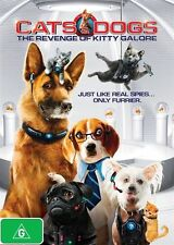 Cats and Dogs 2: The Revenge of Kitty Galore DVD