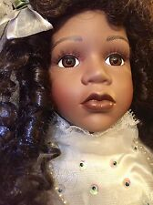 The Spirit of Amy Haunted Porcelain Doll Very Active