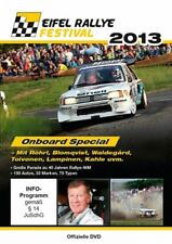 DVD Rallye Eifel Historic Rally Party 2013 Slowly Sideways S1 037 911 Röhrl 100m