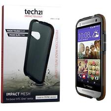 Tech 21 Impact Mesh Case Cover Shell for HTC One Mini 2 D30 New Tough Retail