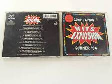 COMPILATION HITS EXPLOSION SUMMER '94 CD 1994