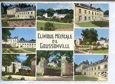 CP 78 Yvelines - Clinique Médicale de Goussonville - Multivues
