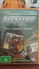 Mystery P.I. (PI) The Lottery Ticket PC GAME -FREE POST