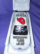 NEW 2011 LIONEL 6 RICKEY STENHOUSE JR 1/24 MISSISSIPPI FLOOD RELIEF AUTOGRAPHED