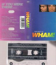 GEORGE MICHAEL WHAM The best of Wham  DIFFICULT SPANISH CASSETTE  SPAIN
