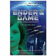 Ender's Game and Philosophy : The Logic Gate Is Down 88 (2013, Paperback)