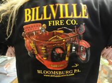 "1926 JD FIREBIKE ""OFFICIAL BIKE BARN FIREHOUSE SWEAT-SHIRT & COFFEE MUG"""