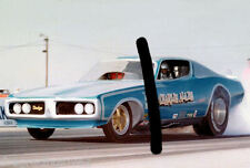 """Charlie Allen """"All American Boy"""" 1972 Dodge Charger NITRO Funny Car PHOTO!"""