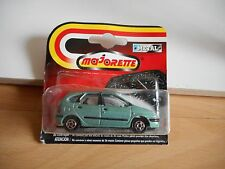 Majorette Renault Scenic II in Light Green on Blister