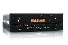 Becker AVUS Cassette BE0778 Mercedes W123 W124 W126 W140 W201 R107 R126 R129