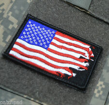 KANDAHAR WHACKER© JSOC MARSOC RAIDERS FORCE RECON vel©®Ø PATCH: War-Torn Flag