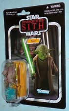 Star Wars Vintage Collection Revenge of the Sith Yoda VC20 MOSC