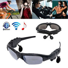 Sports Wireless Bluetooth Glasses Stereo Headset Polarized Sunglasses F Driving