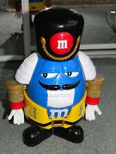 """M&M Candy Dispenser Toy Soldier Nutcracker 7"""" x 10"""""""