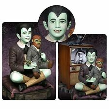 The Munsters Eddie Munster and Television Maquette by Tweeterhead