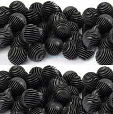 "150 PCS 1.2""Aquarium Bio Balls Wet/Dry Filter Media Fish Pond Reef Reusable"