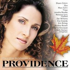 Providence CD Original TV Soundtrack sealed new Shawn Colvin Gus Marc Cohn
