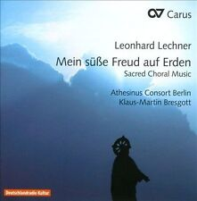 Lechner: My sweet joy on earth. Sacred choral music, New Music
