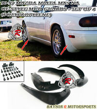 90-97 Mazda Miata Mud Flap Guards Kit