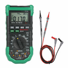Mastech MS8229 Auto-Range 5-in-1  Digital Multimeter with DMM Lux Humidity