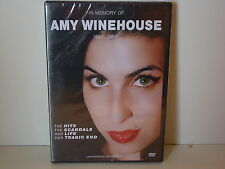 "***DVD-AMY WINEHOUSE""IN MEMORY OF AMY WINEHOUSE 1983-2011""-XXL Media NEU/OVP***"