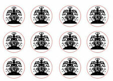Royal Scotland Scotts Clan Family Reunion Clan Kingdom Crest Rubber Stamp Card