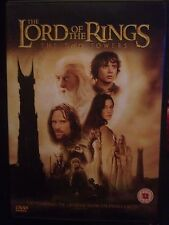 The Lord Of The Rings - The Two Towers (DVD, 2005, 2-Disc Set)