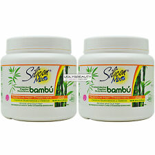 "Silicon Mix Bambu Nutritive Hair Treatment 36 oz ""Pack of 2"""