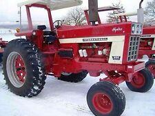 International Harvester Workshop Manual 766 - 826 - 966 - 1026 -& 1066 Tractor
