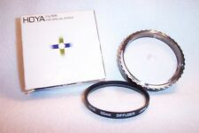 Hoya 55 mm NEW Diffuser Screw-In Filter with Case/Box Made in Japan (K-75)