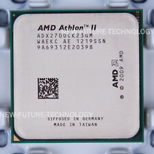AMD Athlon II X2 270 (ADX270OCK23GM) CPU 533 MHz 3.4 GHz Socket AM3 100% Work