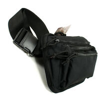Tactical Fanny Waist Butt Pack Concealed Carry Holster Gun Handgun Belt Lockable