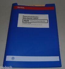 Werkstatthandbuch VW New Beetle ab 1999, 5 Gang-Schaltgetriebe 02J