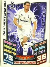 Match Attax 2012/13 Premier League - #294 Jan Vertonghen - Tottenham Hotspur