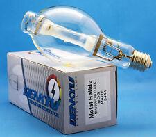 (12) MH1000/U/4K/BT37 DENKYU 10444 1000W Metal Halide Lamp M47/E Bulb