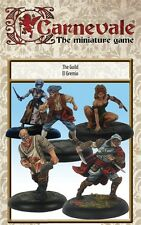 Carnevale miniature game The Guild Starter set new