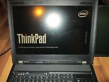 Lenovo IBM ThinkPad W700ds Notebook/Laptop Core 2 Quad Extreme Quadro FX 3700M