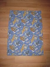 Vintage Star Wars Laundry Bag/Han Solo/C-3PO/R2D2/Darth Vader/Chewbacca/Free SH!
