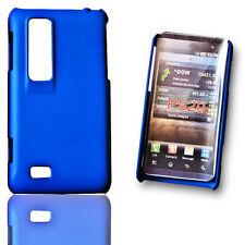 Movil back cover, funda protectora, funda protectora en azul para LG p920 Optimus 3d