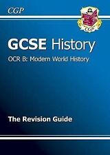 GCSE History OCR B Modern World History Revision Guide by CGP Books...