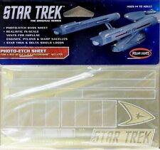 Photo-Etch Parts für Star Trek USS Enterprise NCC-1701 1:350 Polar Lights MKA009