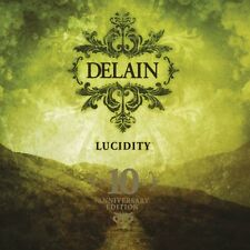 Lucidity: 10th Anniversary Edition - Delain (2016, CD NEUF)