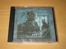 First Human Ferro - Greater Than Temple CD troum raison d'être lustmord coph nia